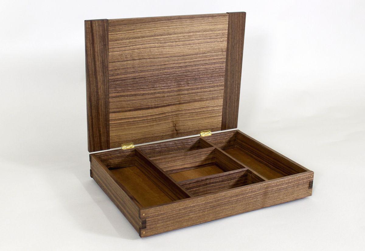 224 Jewelry Box with Gary Rogowski The Wood Whisperer Wood