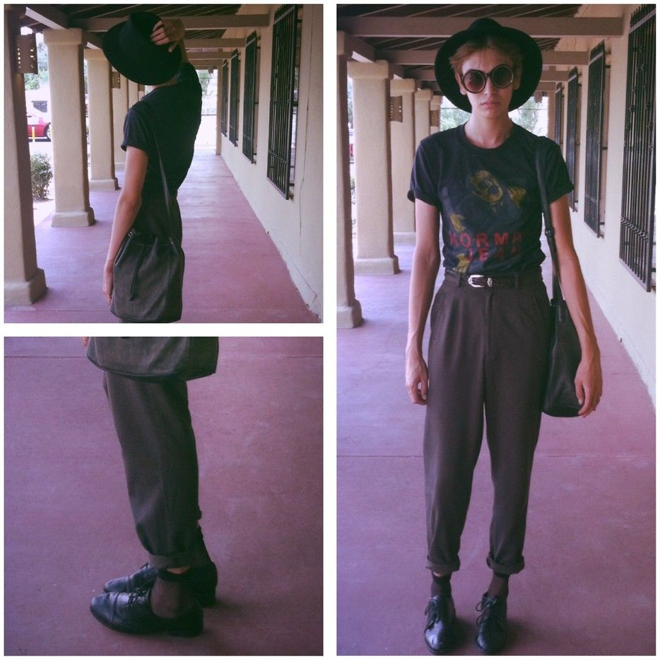 #hype #fan please! #vintage #outfit #thrift #boy