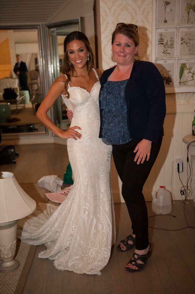 Galia Lahav Celebrity Bride: Jana Kramer