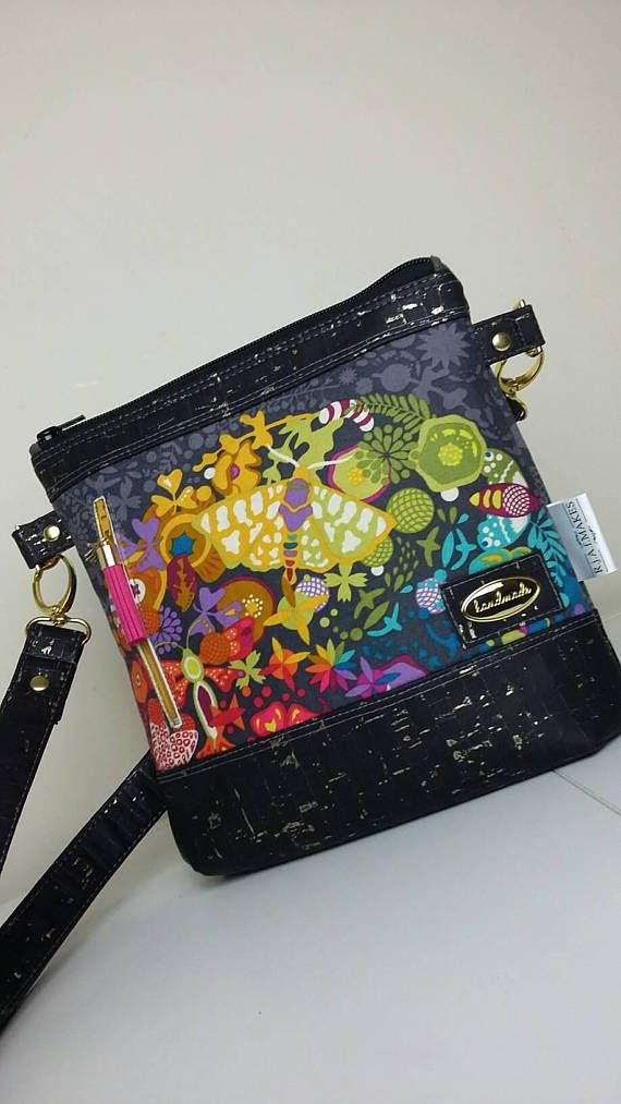 Frau Embroidered Ethnic Tasche Wristlet Clutch Handtasche Geldbörse Brieftasche