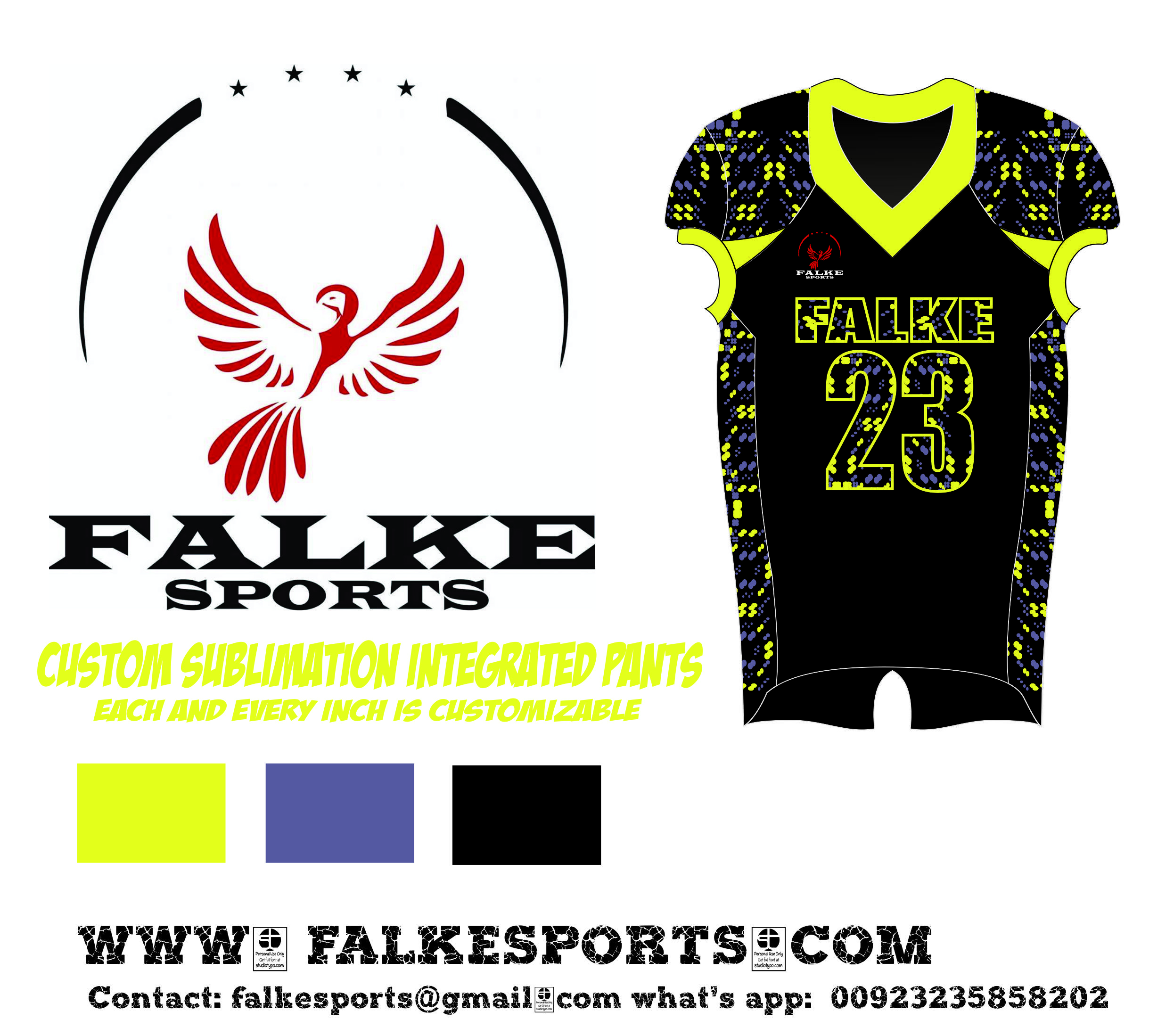 custom sublimation american football uniform manufacturers in
