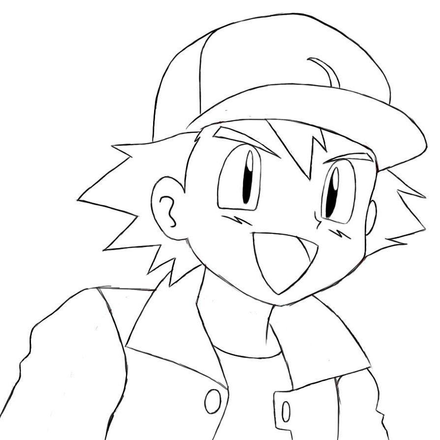 Dibujos de Pokémon para dibujar, colorear, pintar e imprimir ...