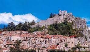 Image result for sisteron.  Susi's x.reference to campingdesrandonneurs.fr