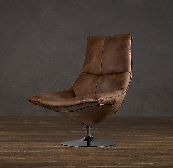 Hopper Bucket Chair ($2495-$2745) Restoration Hardware has ...