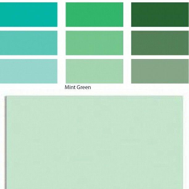 pics for mint green color - Mint Green Colors