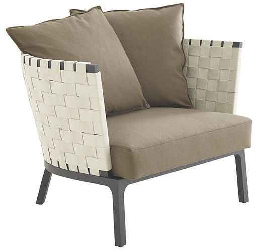 Mon Repos Armchair by Ligne Roset Modern Armchairs Los Angeles
