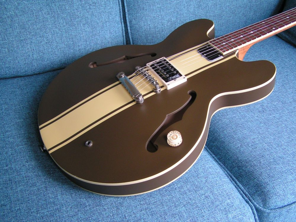 Epiphone Es333 Tom Delonge Sig Guitar Tom Delonge Guitar
