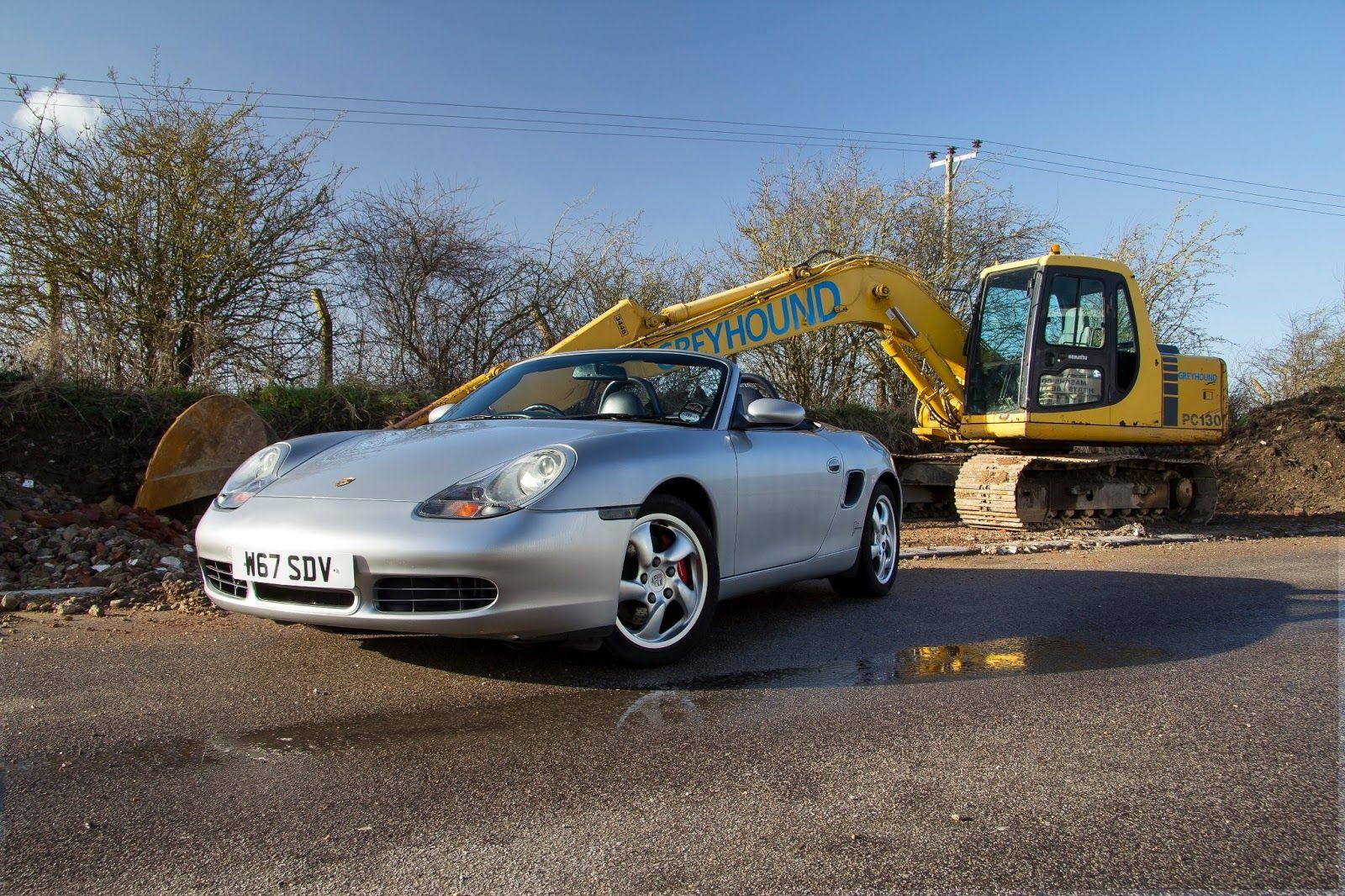 Porsche Boxster S (photo by John Rampton from VROOMPHOTO)