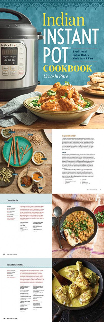 Indian instant pot cookbook traditional indian dishes made easy and catalog indian dishesinstant pottraditionalmenu indian instant pot cookbook traditional indian dishes made easy forumfinder Images