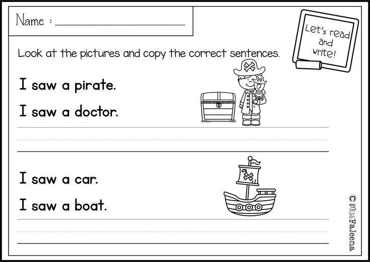 july sentence writing best of tpt kindergarten lessons sentence writing kindergarten. Black Bedroom Furniture Sets. Home Design Ideas