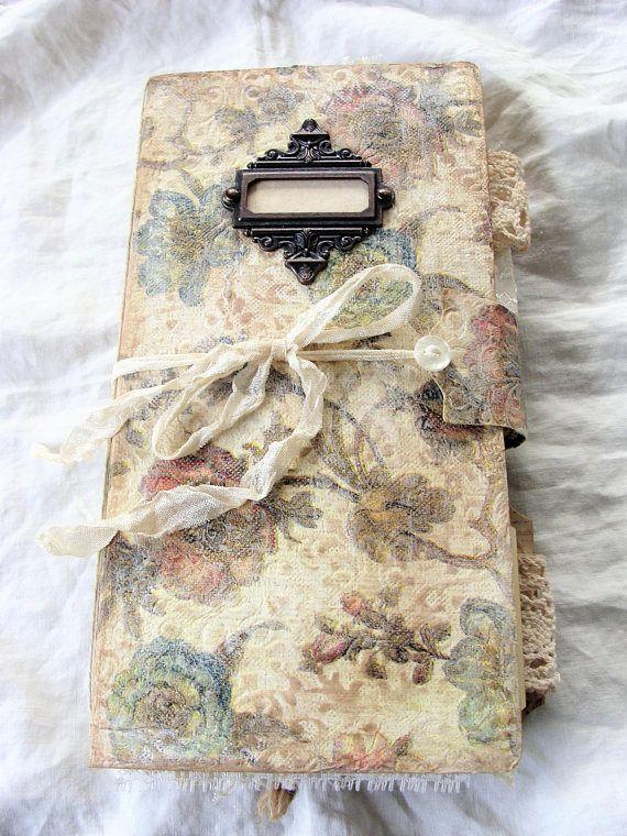 Travelers Notebook, Junk Journal, Nature Journal, Smash ...