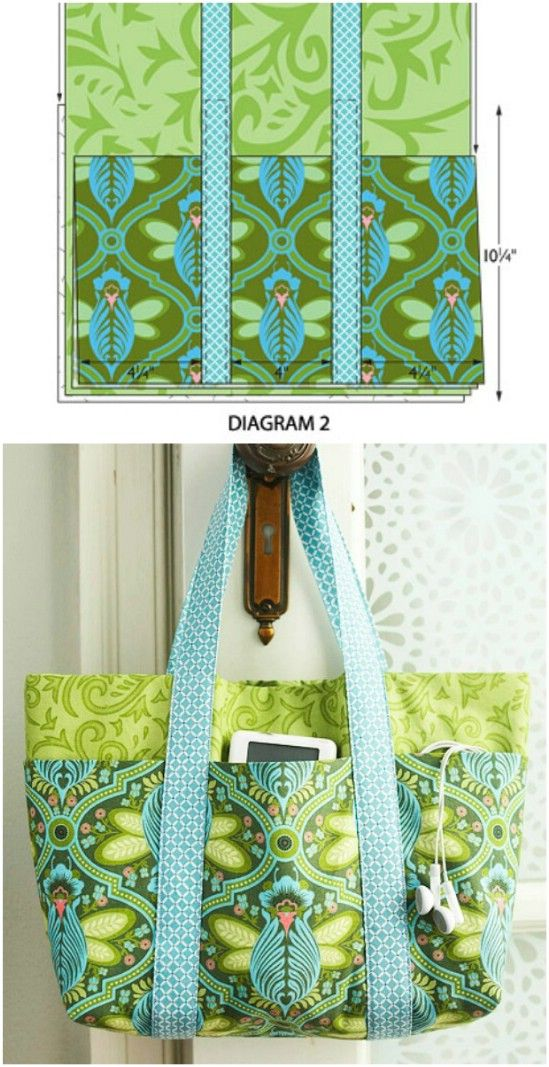 Photo of 60 Gorgeous DIY Tote Bags With Free Patterns For Every Occasion