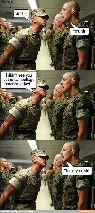 Marine Corps humor lol