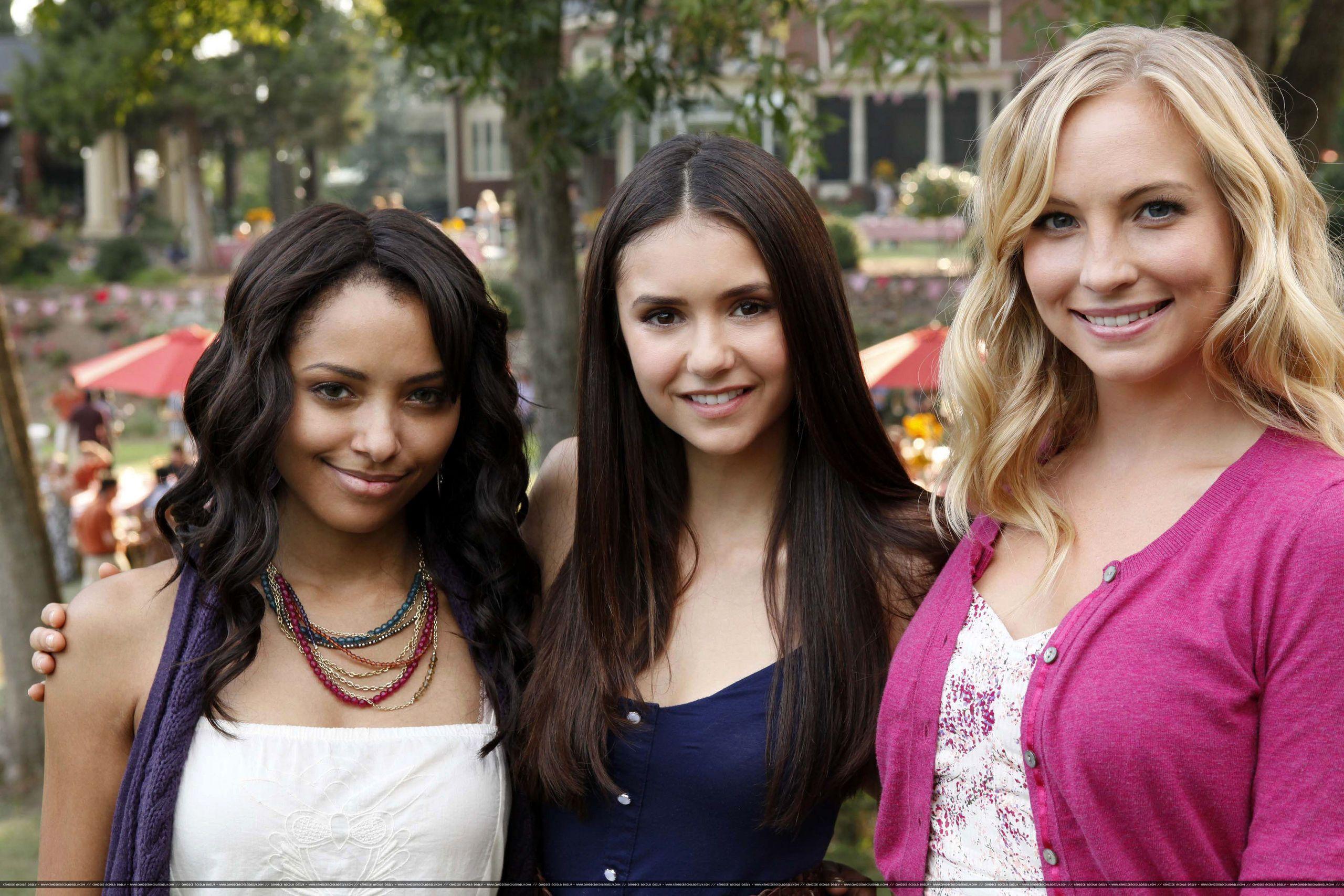 Behind The Scenes Of The Vampire Diaries 3x04 Disturbing Behavior Tvd