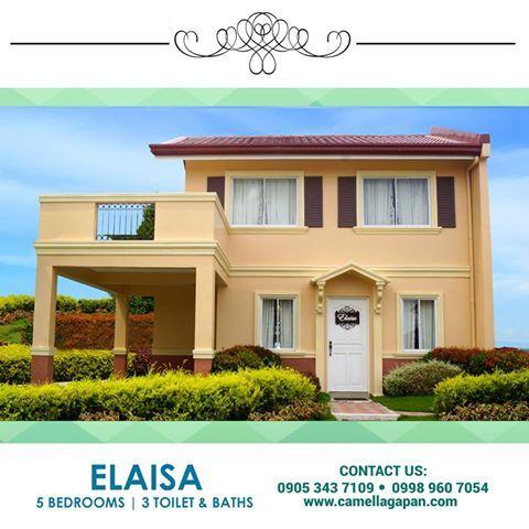 Pin On Camella Gapan Model Houses