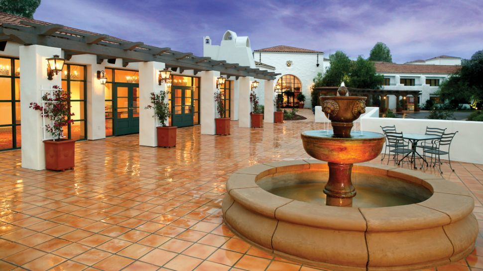 Ojai Valley Inn Spa City Country