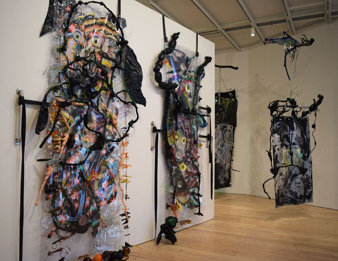 Kerstins Küchentraum ~ Works by kaya kerstin brätsch and debo eilers at the 2017