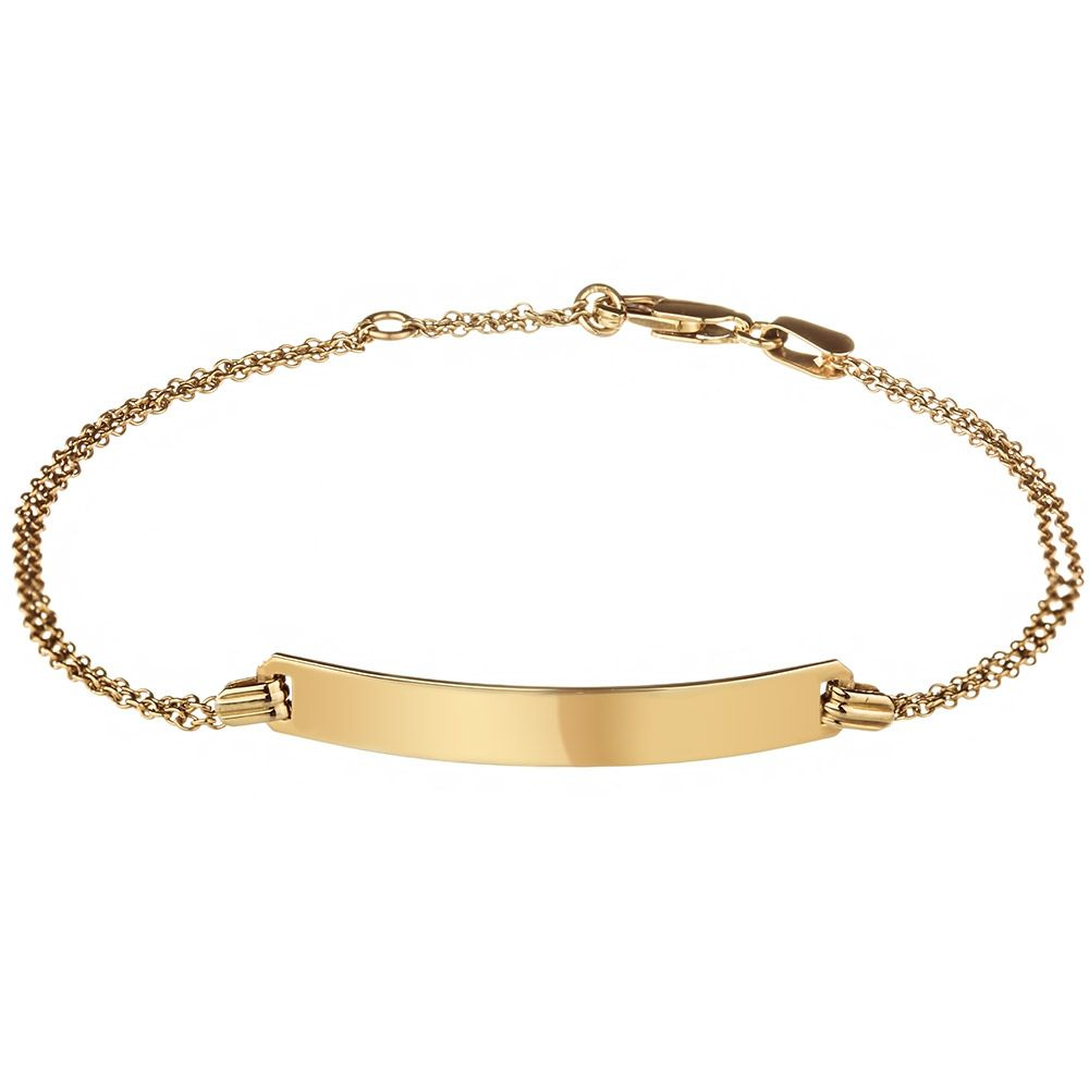 bracelet gold bremer jewelry plated bronzallure product prev
