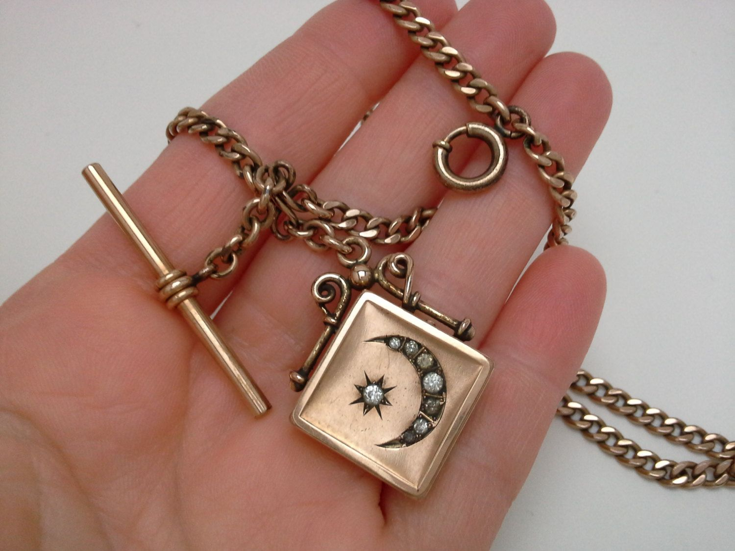 jewelry lyst watch lockets urban locket gallery product in necklace gold metallic outfitters