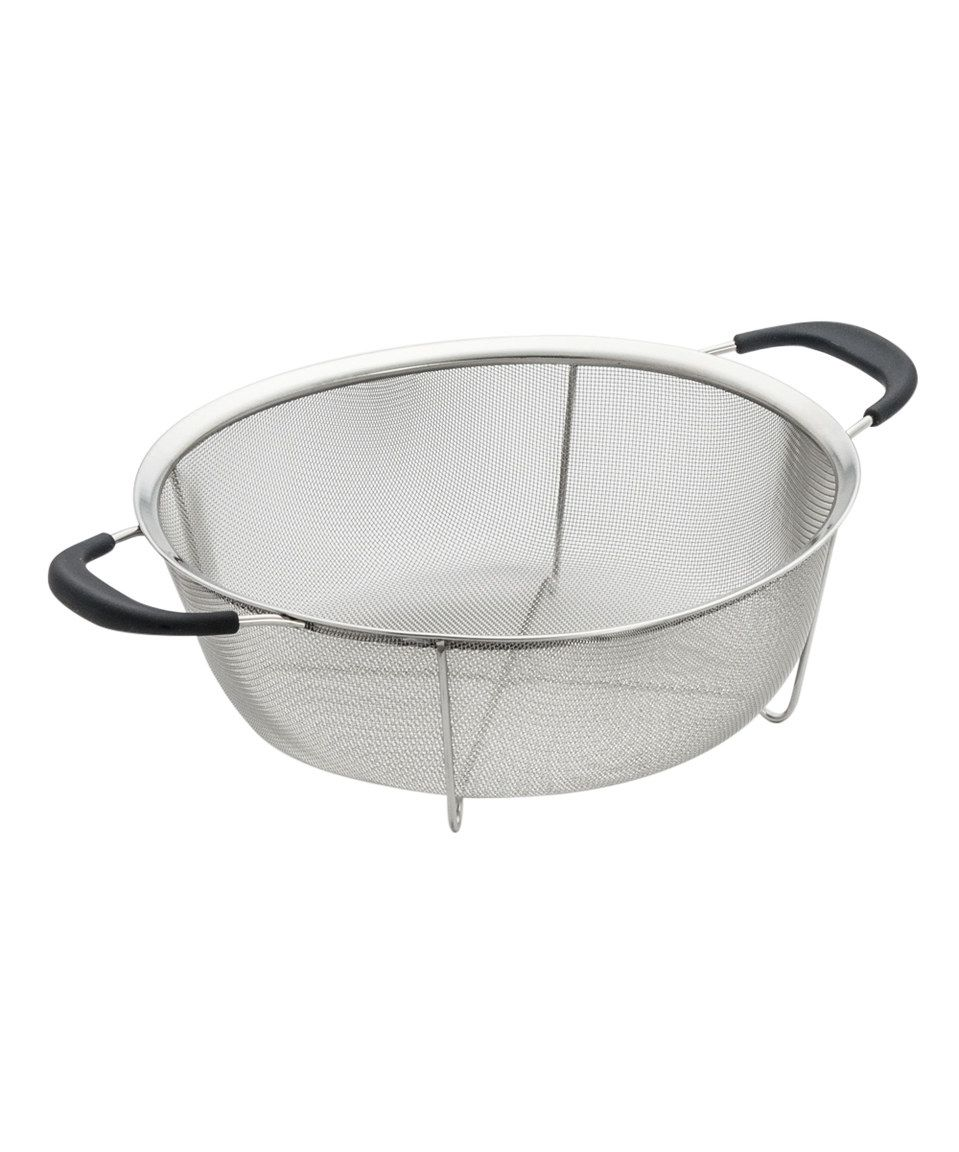 Take a look at this Reinforced Stainless Steel Colander today!