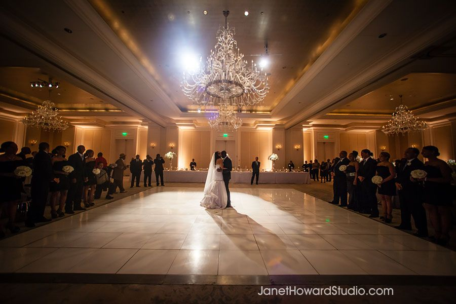 First Dance At The Wimbish House Atlanta Womens Club