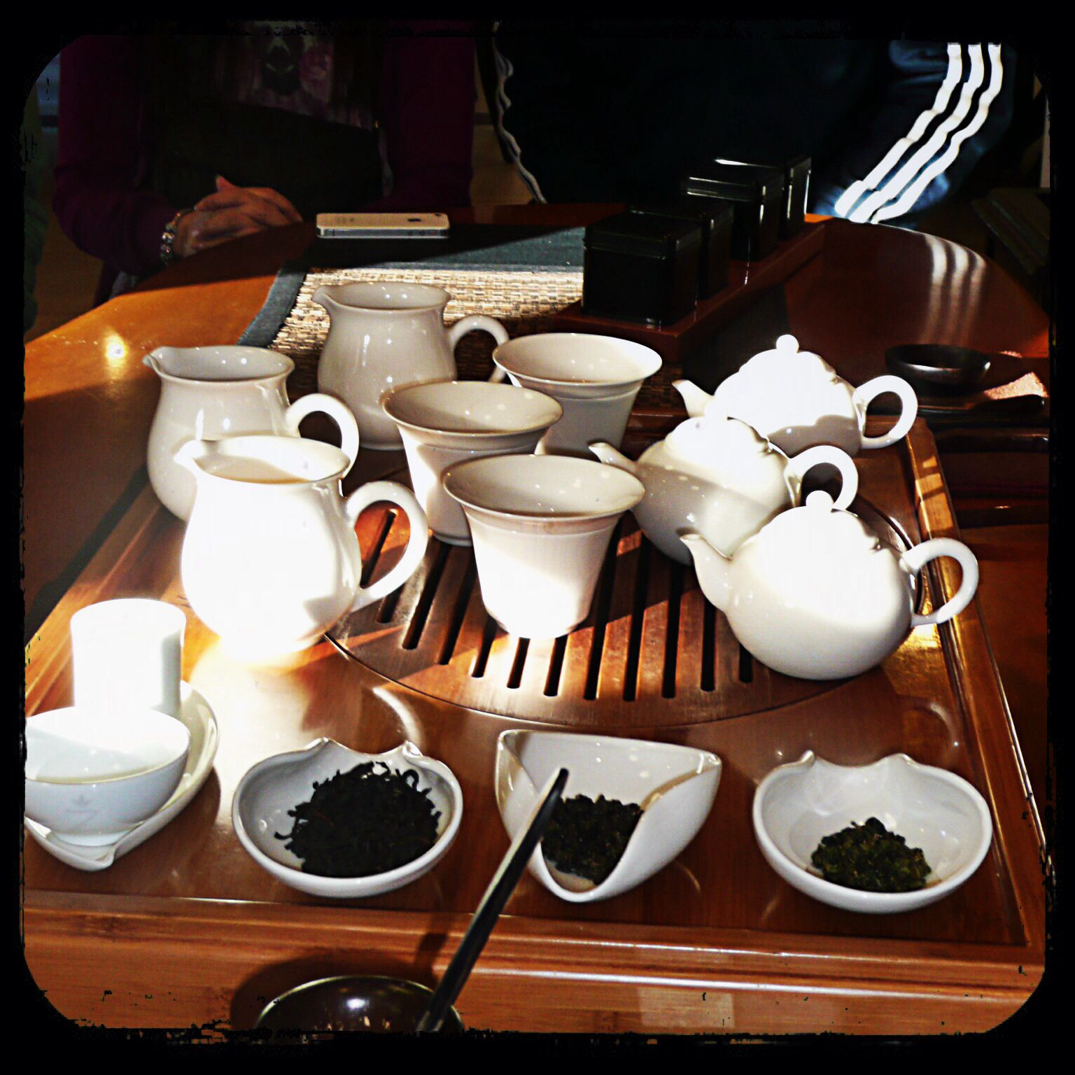 New zealand brands of tea - Zealong Tea Estate Tea Ceremony Gordonton Waikato New Zealand
