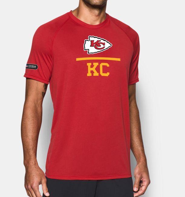 Men s NFL Combine Authentic Logo Lockup T-Shirt  50cc79458
