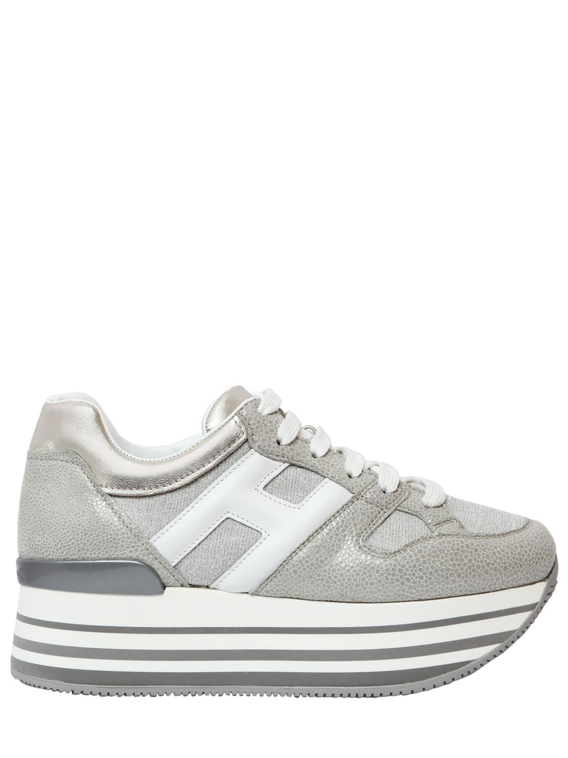 HOGAN . #hogan #shoes # | Leather sneakers, Sneakers, Leather