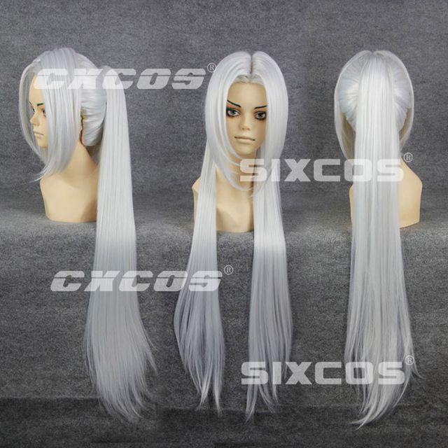 Women Hair Halloween Inuyasha-Sesshoumaru Lord Shen