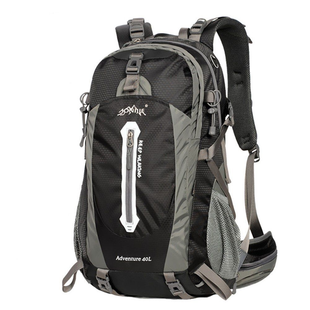 Sunhiker Hiking Backpack 50L/ 40L with Waterproof Backpack Cover ...