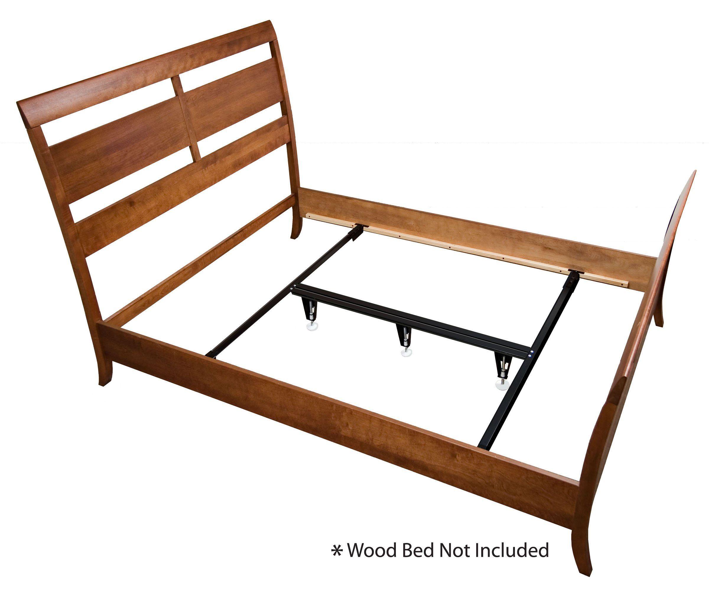 Knickerbocker iSlats - Steel Bed Slats - Bed Frame Center Support ...