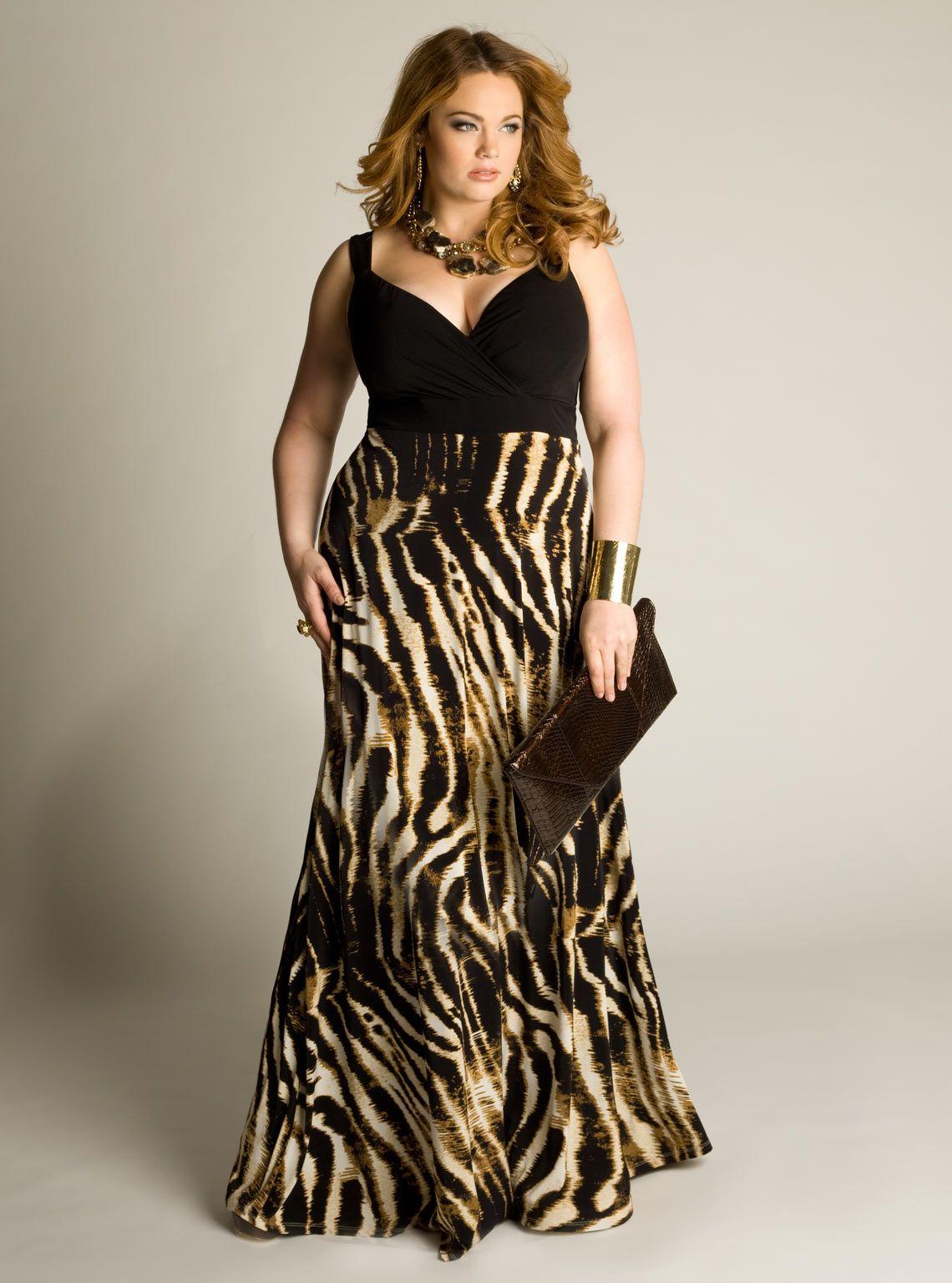 IGIGI Plus Size Naime Maxi Dress  58f222a9c23f8