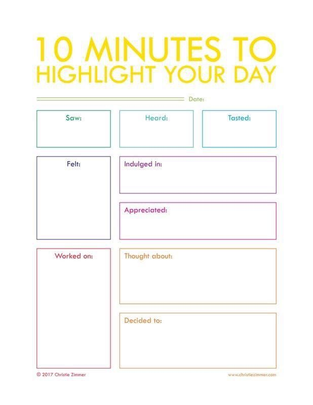 10 minute day highlights