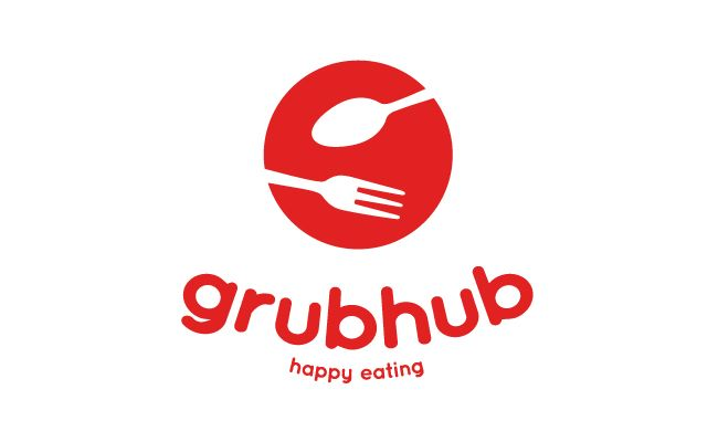 Stuck At A Place That Doesn T Have Room Service Order Take Out Or Get It Delivered Using Grubhub Food Delivery Logo Food Delivery Food Delivery Business