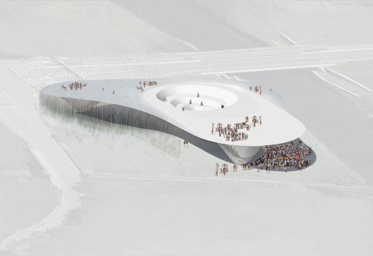 湖をFLOATING | Leeserアーキテクチャ| Archinect