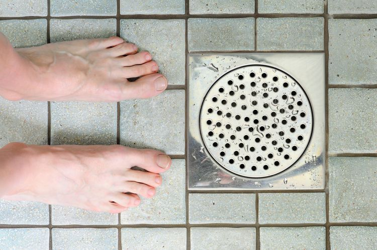 Learn How To Freshen And Unclog A Drain With Baking Soda Deep Cleaning Unclog Drain Hard Water Stain Remover