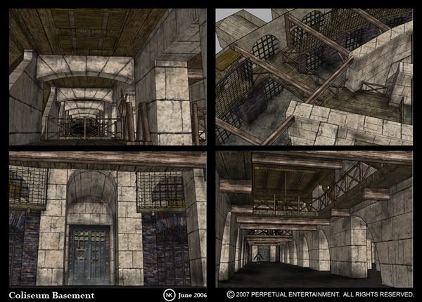 Colosseum Concept Art Google Search Gladiator Colosseum