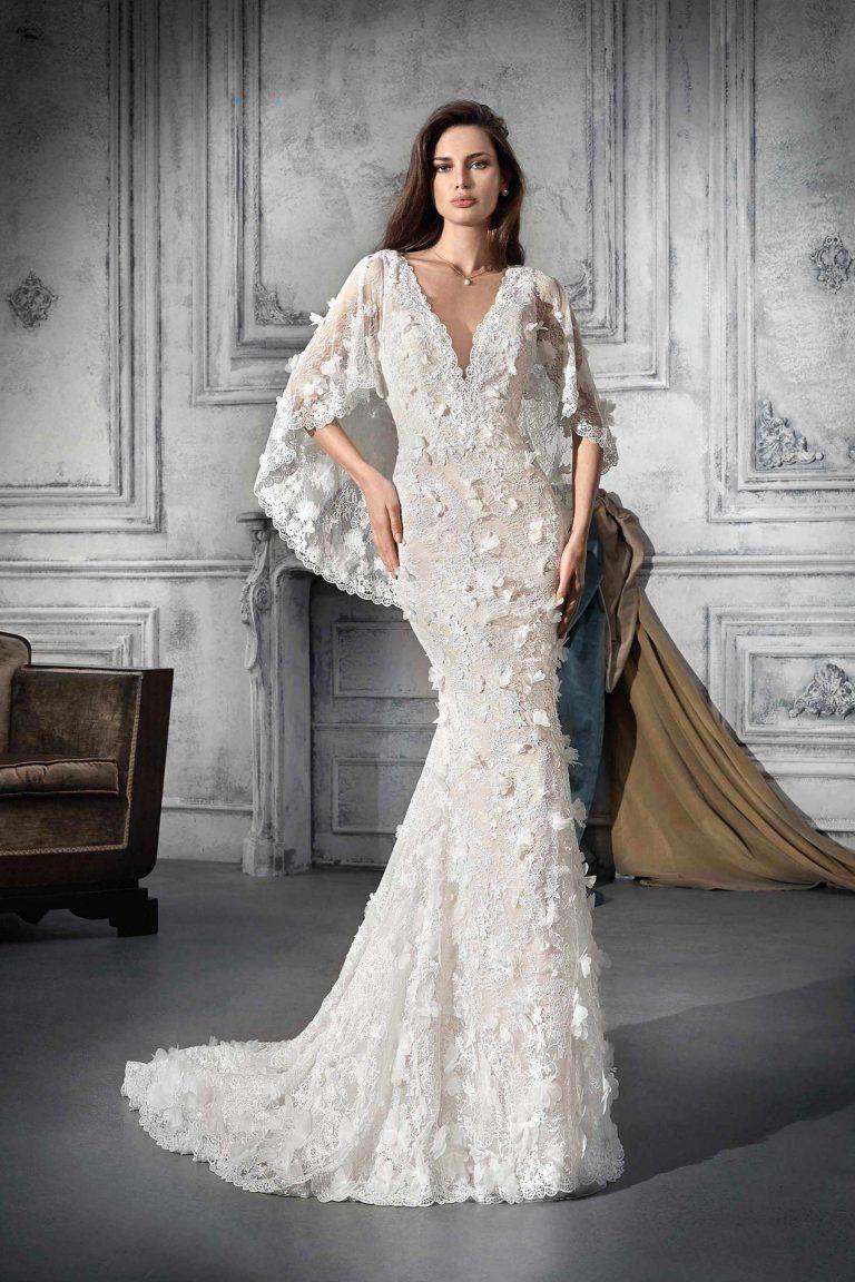 Demetrios wedding dress style front brautkleid pinterest