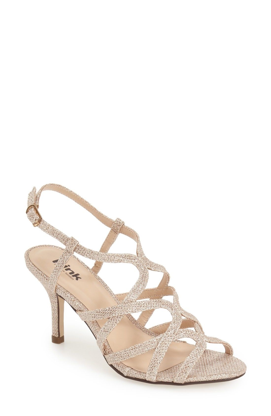 091d4074b95 pink paradox london  Rich Glitter  Sandal (Women) available at  Nordstrom