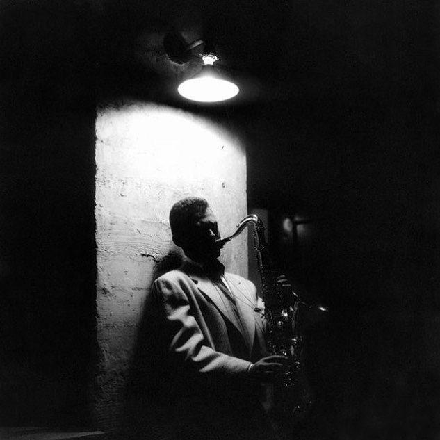 Pin by Darrell Anderson on Jazz | Stan getz. William claxton. Jazz
