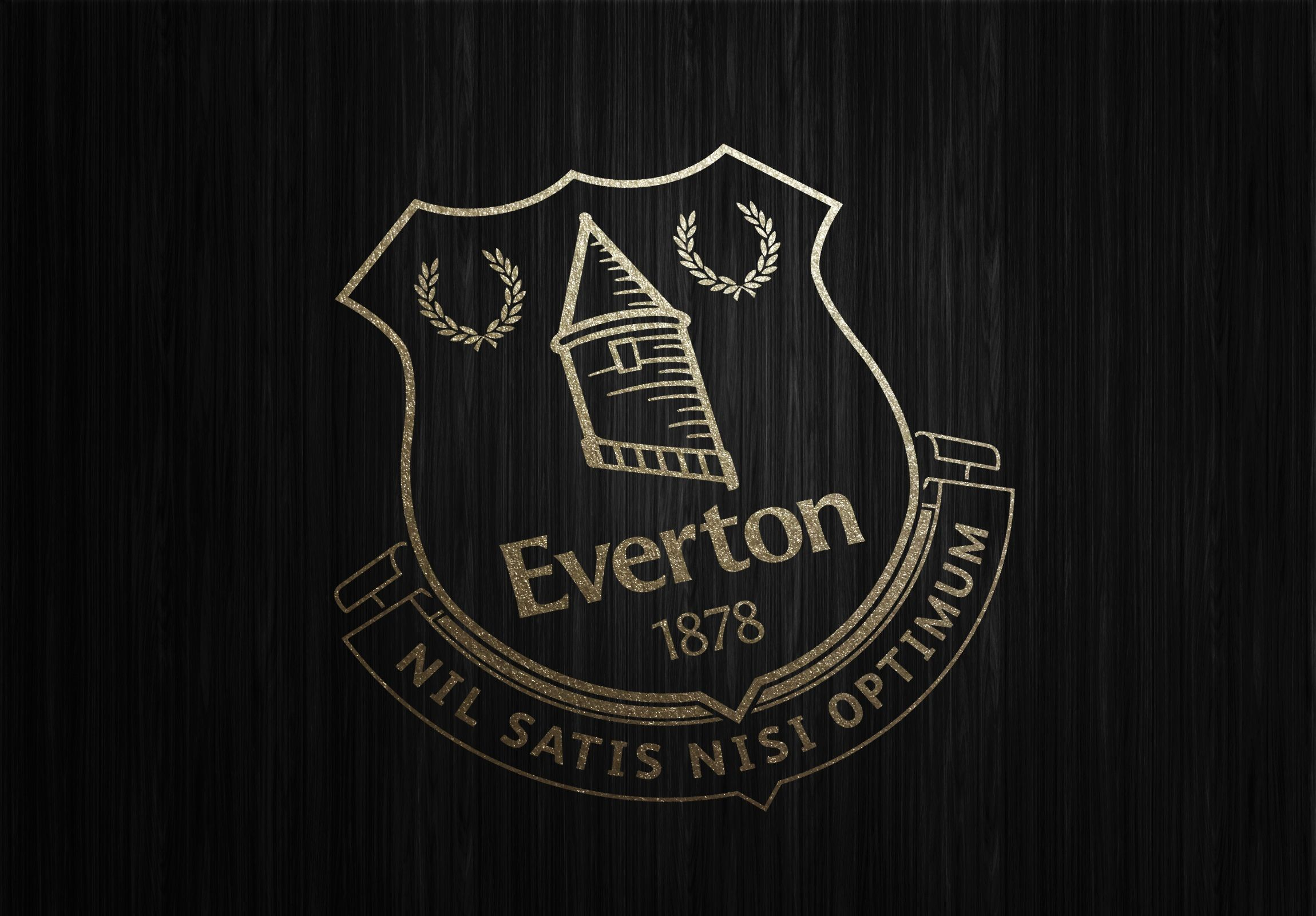 Everton Gold Wallpaper HD