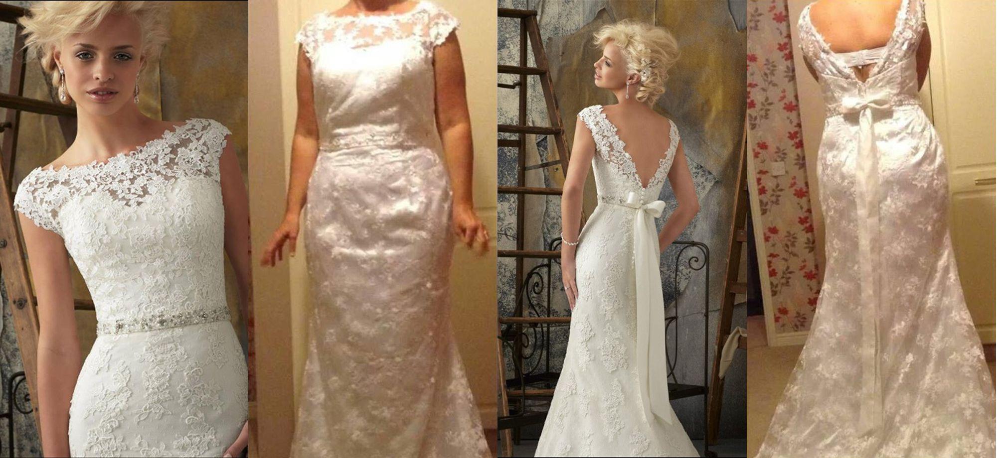 Warning over fake online #wedding #dresses | Buyer Beware, the ...