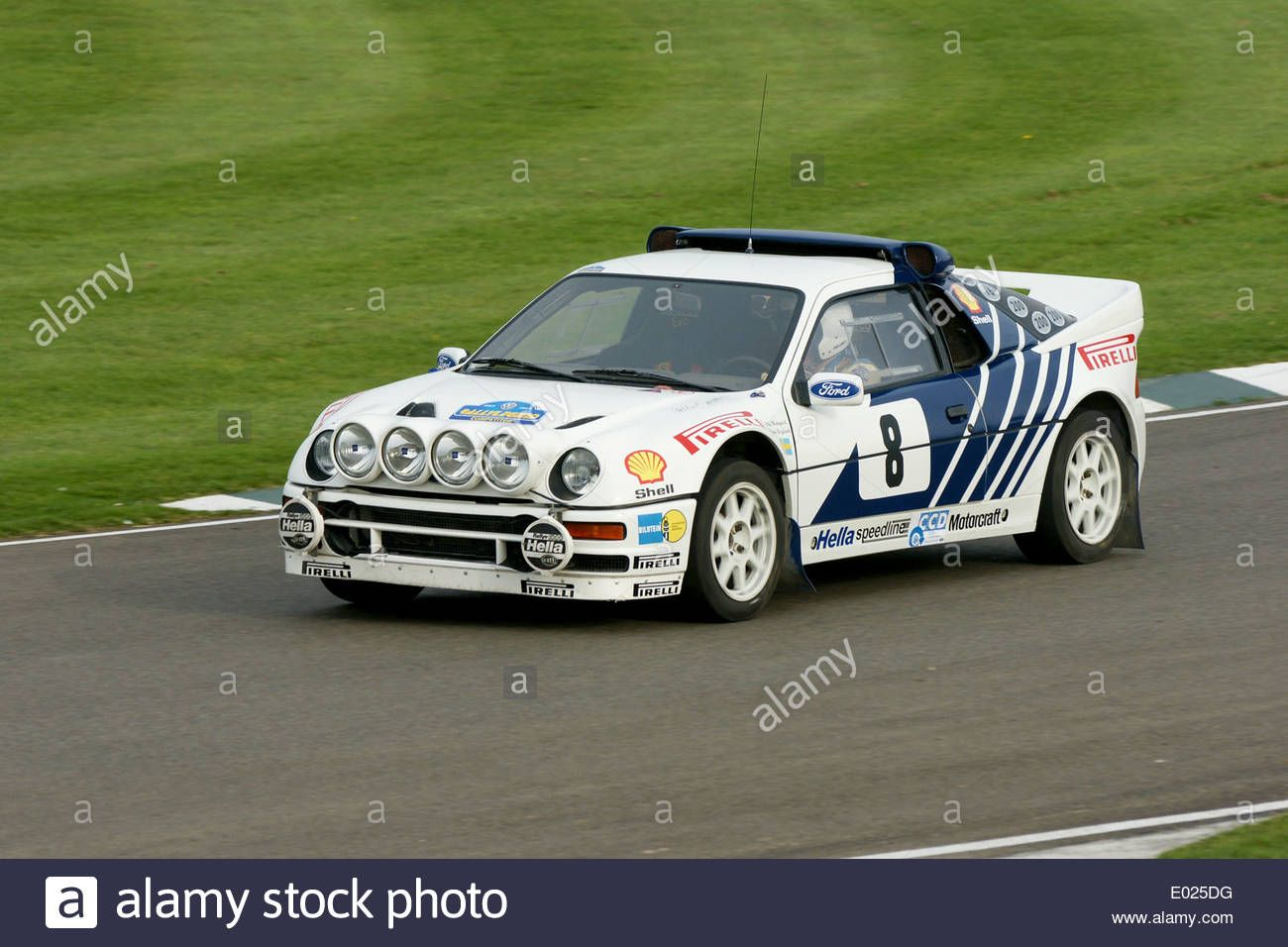 Download This Stock Image Ford Rs 200 E025dg From Alamy 39 S