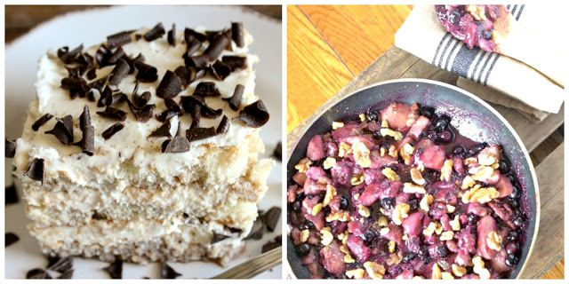 50+ deliriously delicious desserts!  #eattoyourheartscontent