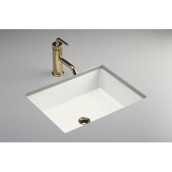 Verticyl Ceramic Rectangular Undermount Bathroom Sink With Overflow Rectangular Sink Bathroom Undermount Bathroom Sink Bathroom Sink