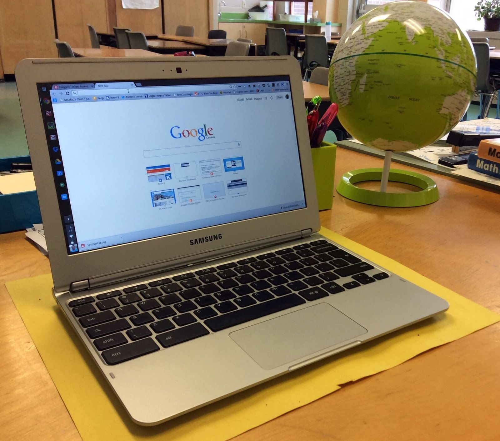 Chromebook Apps and Extensions for Elementary Teachers