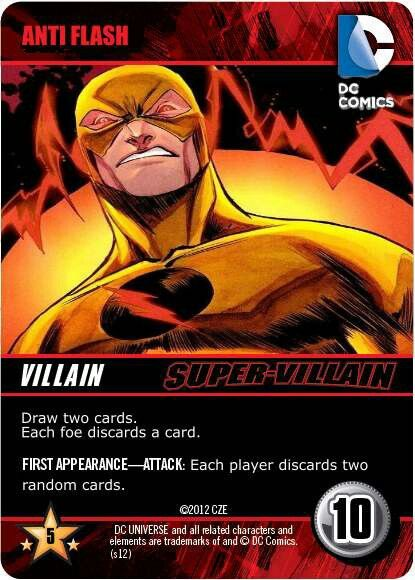 Amazon.com: DC Deck-Building Game Crossover Pack 5: The ...