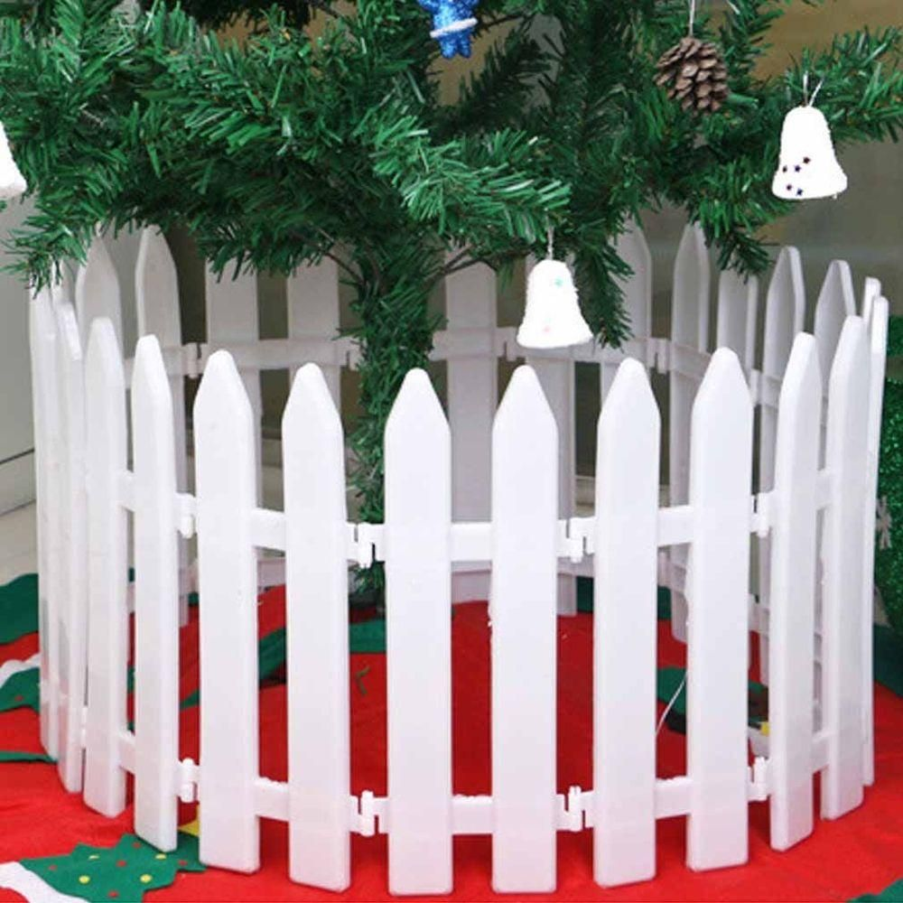 Photo of 5Pcs Mini Lovely Wooden Fence Garden Ornament Plant Pots Fairy Scenery Decor – as the picture f