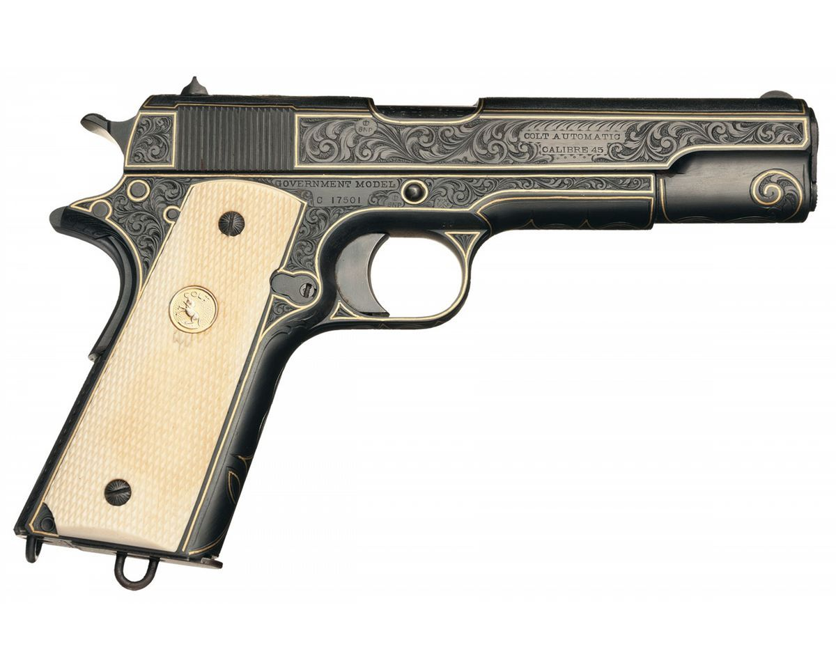 The Rock Island Auction Blog: John Browning &- The Birth of the ...