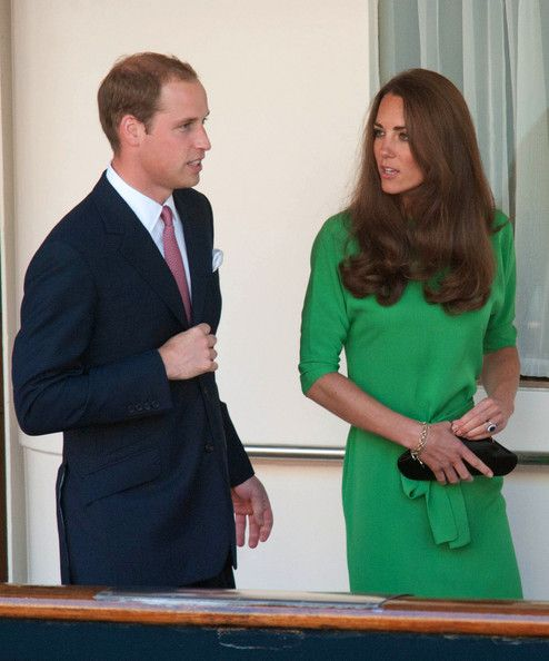Kate Middleton Photos Photos: Security And Workers Begin